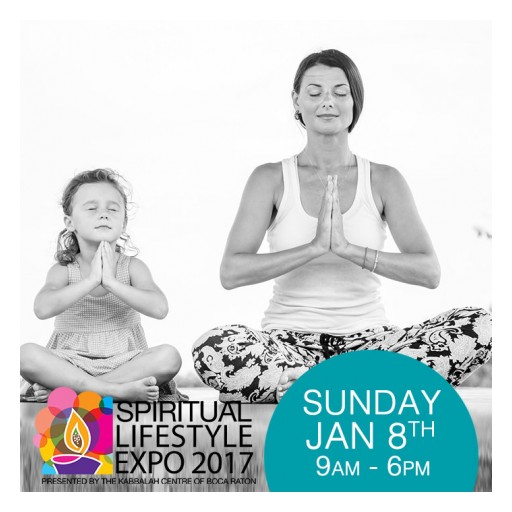 Kabbalah Centre of Boca Raton to Host First Annual Spiritual Lifestyle Expo