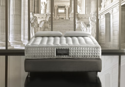 Sleep in Luxury Like Never Before With Magniflex's Virtuoso Collection