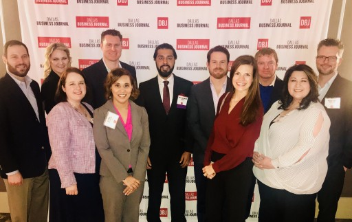 Dr. Sulman Ahmed Named Dallas Business Journal 2018 Minority Business Leader