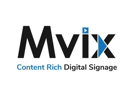 Mvix Launches Annual Digital Signage Champion Awards