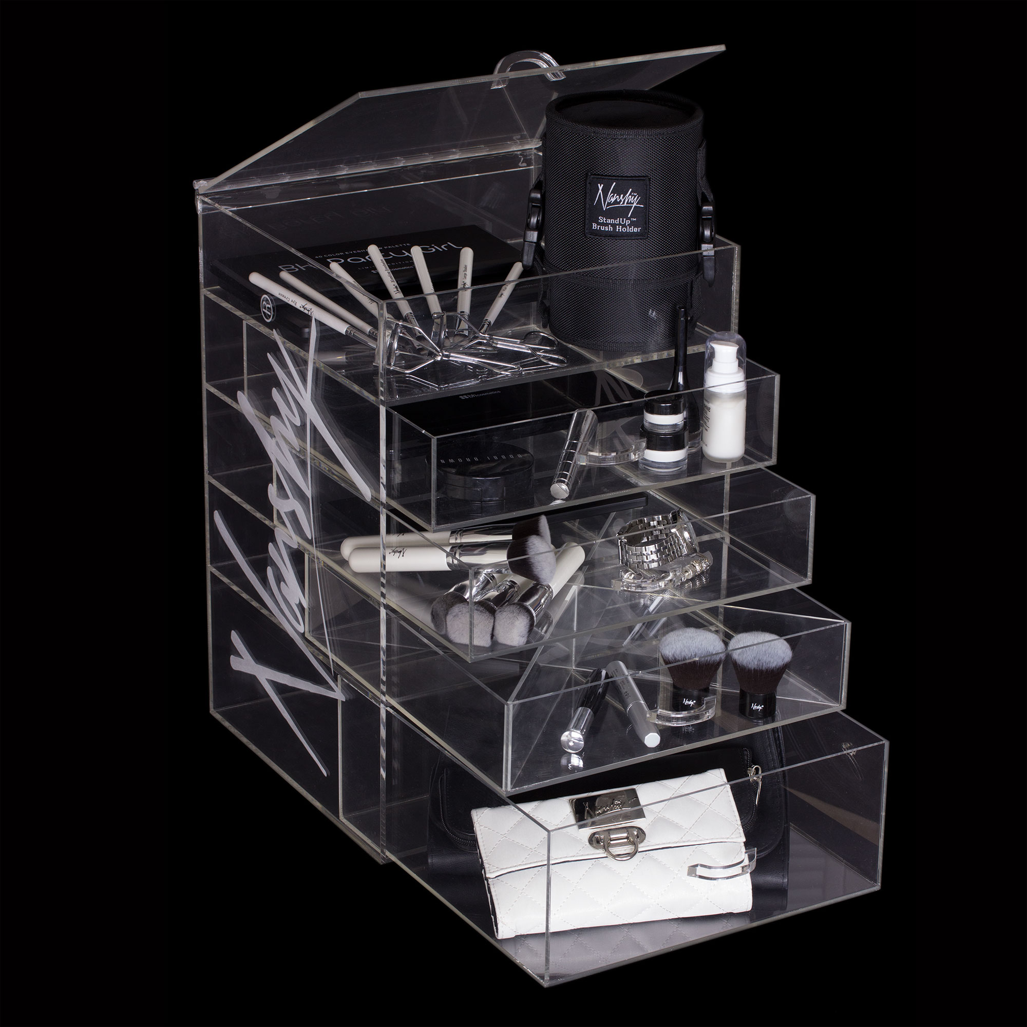 Additional Images & Nanshy Offers Similar Kardashian Acrylic Makeup Organizer With ...