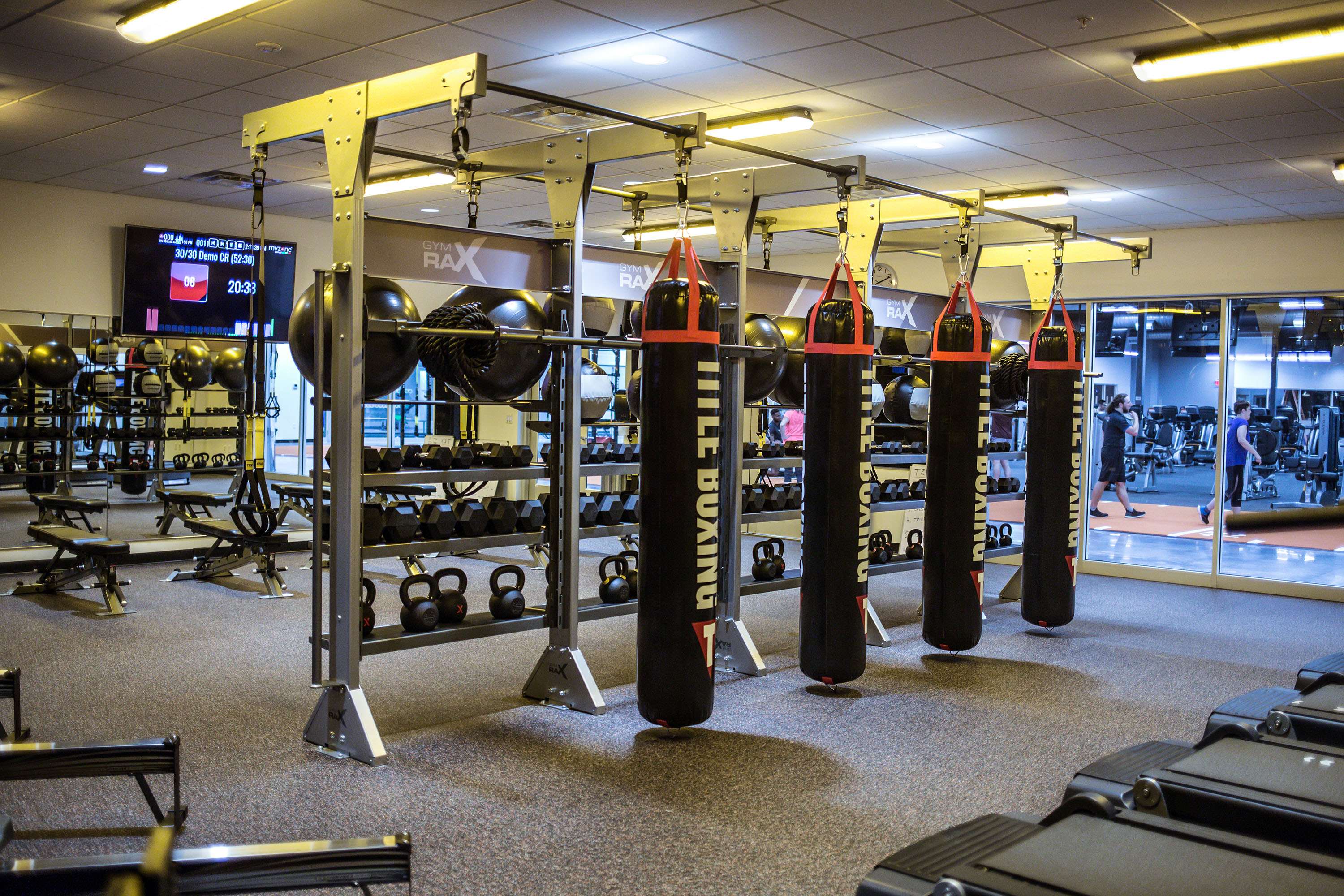 Xperience Fitness Equips 5 Wisconsin Clubs With Greatmats Flooring Newswire