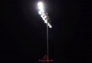 Large Stadium Lighting Array