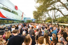 Grand opening of the Scientology Mission of Belleair