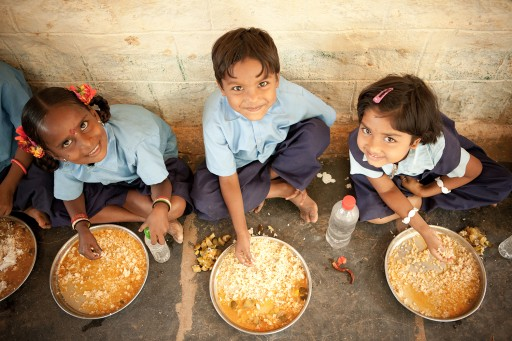 Akshaya Patra Foundation's Kitchen in Varanasi Sponsored by WestBridge Capital