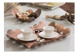 Elleffe Design Copper 18/10 Stainless Steel Tray