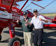 Dream Flights Sets Avamere Resident Soaring