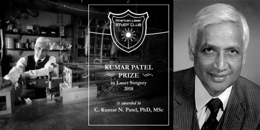American Laser Study Club: Kumar Patel Prize in Laser Surgery