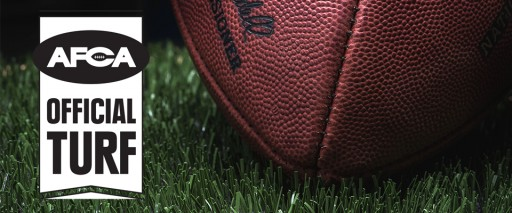 FieldTurf Named 'Official Turf of the American Football Coaches Association'