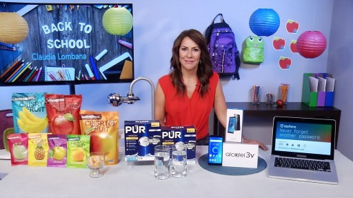 Back-to-School Trends From One of the Nation's Top Shopping Experts Claudia Lombana