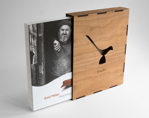 The Center for Art in Wood, in Partnership With the Emil Milan Research Project, Is Publishing the First Illustrated Biography of Legendary Artist, Designer, and Woodworker Emil Milan