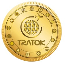 Token Store lists the Tratok Travel Token
