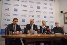 Press Conference regarding the Slovenian Constitutional Court's Ruling