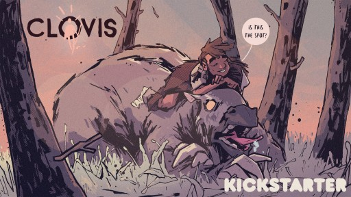 Comic Follows a Young Mother and Her Giant Sloth