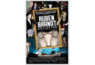 Sony Pictures Classics acclaimed animated feature film, Ruben Brandt, Collector