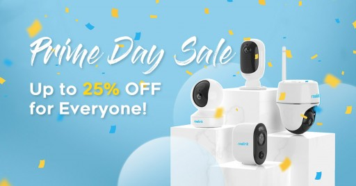 Reolink Rolls Out Best Prime Day Deals (2020), Up to 25% Off on Security Cameras and Systems