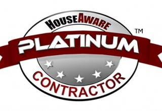 HouseAware Platinum Contractor Seal