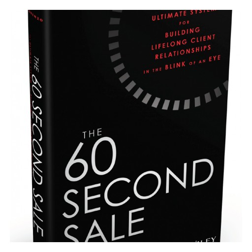 Axiom Business Book 2019 Awards Gold Medal to 'The 60-Second Sale' by Dave Lorenzo