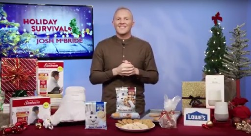 Holiday Survival Guide With Lifestyle and Entertainment Expert Josh McBride Shared on Tips on TV Blog