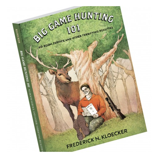 St. Louis Outdoor Humorist Launches First Book: 'Big Game Hunting 101: No Room Service and Other Terrifying Realities'