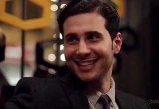 Actor Sean Nateghi