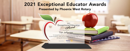US Acrylic Awards Announces Recipients of 2021 Exceptional Educator Awards