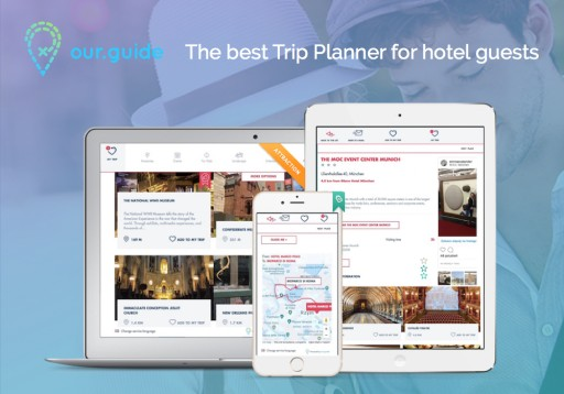 Our.Guide Explains How to Encourage People to Stay at a Hotel Using Their New Website Widget