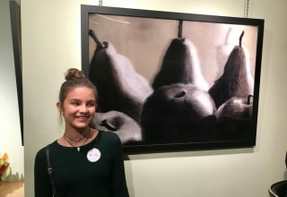 Artwork by Grace Kepes on display in Chicago's West Lop