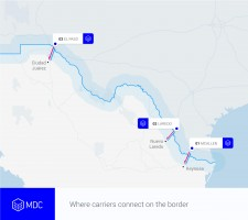 MDC: Where carriers connect on the border
