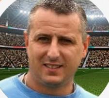 Coach Carl Griffiths