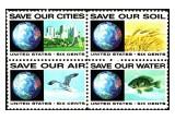 1970 U.S. Postage Stamp