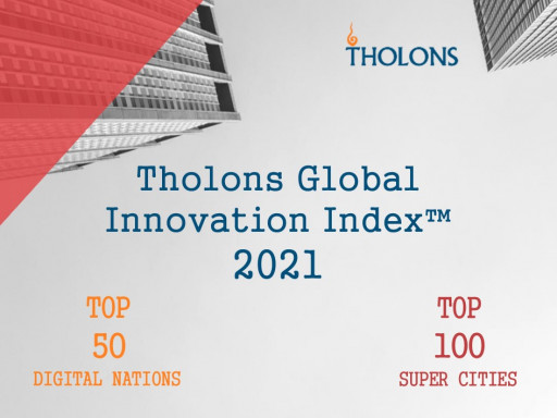 Tholons Releases 2021 Global Innovation Index