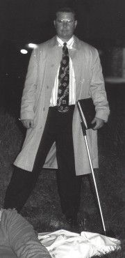 Russell Poole Investigating a Homicide