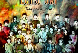 Let's Day - The Debut Album from Two Penny Blue