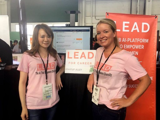 Female-First AI-Powered Professional Social Platform LeadForCareer Debuts at TechCrunch Disrupt
