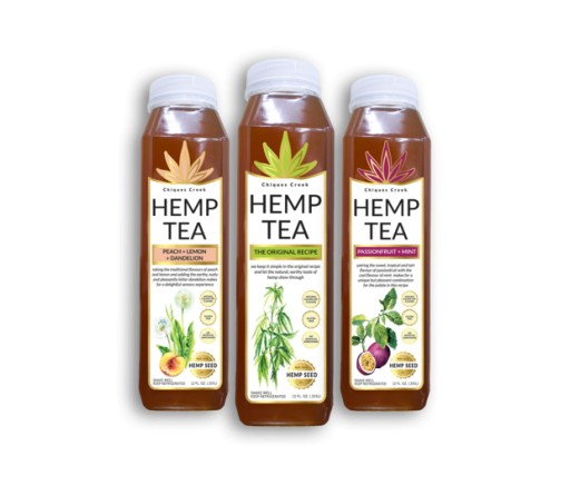 Kreider Farms' Chiques Creek Hemp Tea Now Available to Regional Consumers, Nationwide Retailers