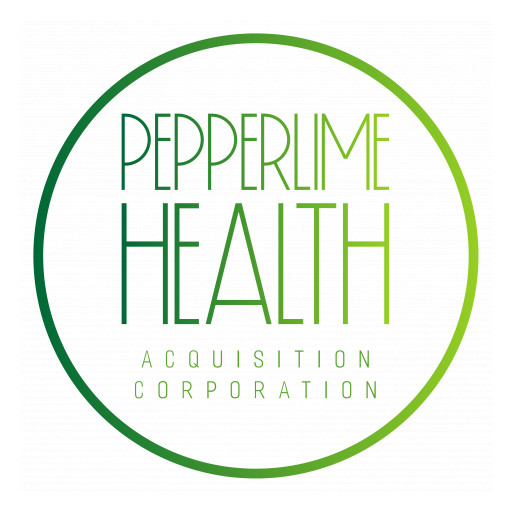 PepperLime Health Acquisition Corporation Announces Pricing of $150 Million Initial Public Offering