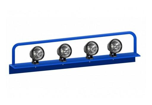 Larson Electronics Releases Gooseneck Trailer LED Light Bar, 100W, 12-32V DC, 2,750 Lumens