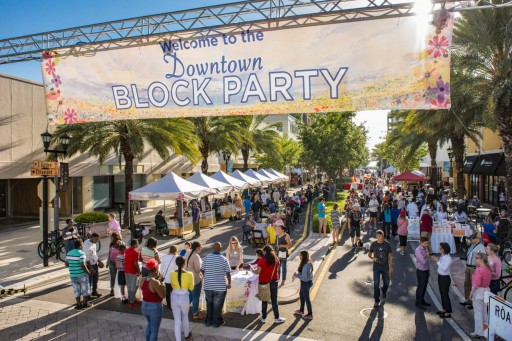Clearwater Block Party: Fun, Food, and Family