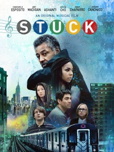 STUCK Official Poster Art