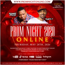 Prom Night Online Official Announcement