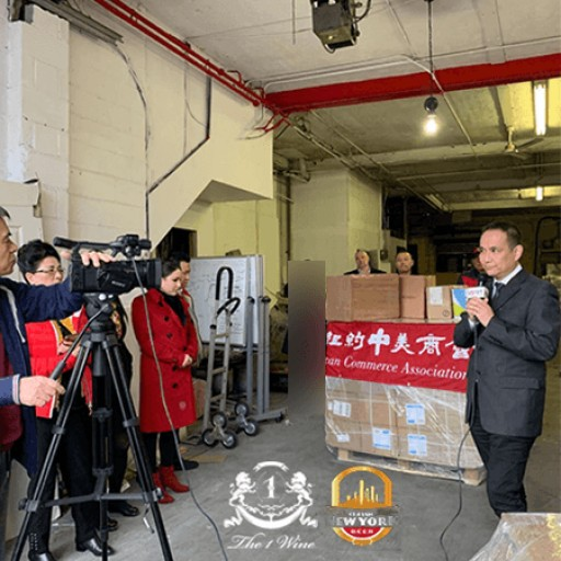 Sir Gary Kong, Founder of Global Hero Foundation, Donates 52,000 Masks to NYC Hospitals, Workers, & Non Profits
