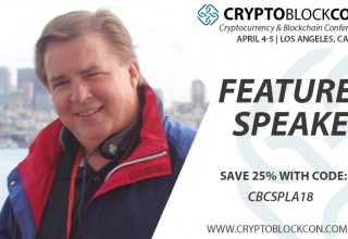 Michael Noel, Blockchain Consultants, Featured Speaker