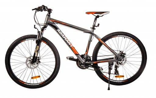 Adamant Launches Double-Wall Alloy X5 Mountain Bike