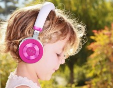 JuniorJams wireless kids' headphones