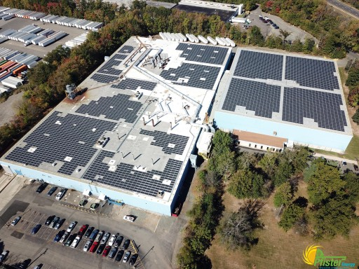 Pfister Energy Ranked No. 1 2018 Top Solar Commercial Contractor in New Jersey