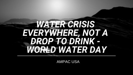 AMPAC USA CEO Talks About Increase in Reverse Osmosis Purifier Market
