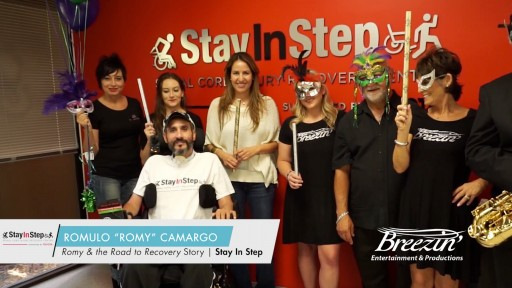 Breezin' Entertainment Announces Stay in Step as Charity of Choice for Summer Issue 2018