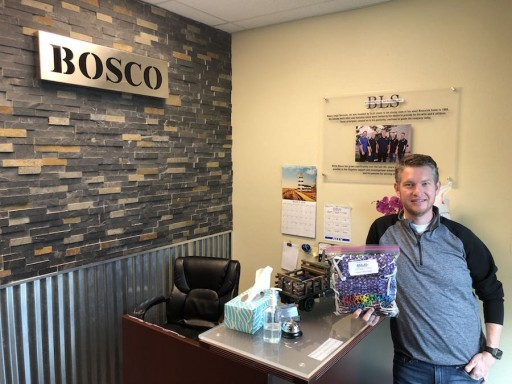 Riverside County's New Heroes: Bosco Legal Services Employees Create and Donate Masks to Help Prevent Coronavirus (COVID-19)