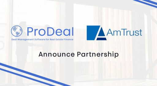 AmTrust Announces Multi-Year Strategic Partnership With ProDeal